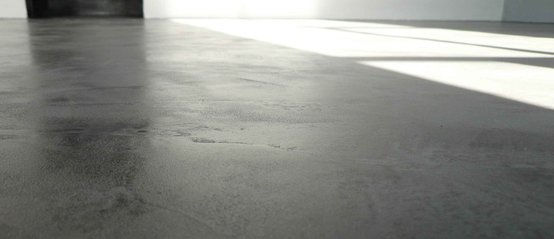 microcement floor
