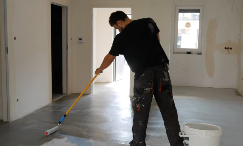 Substrate priming