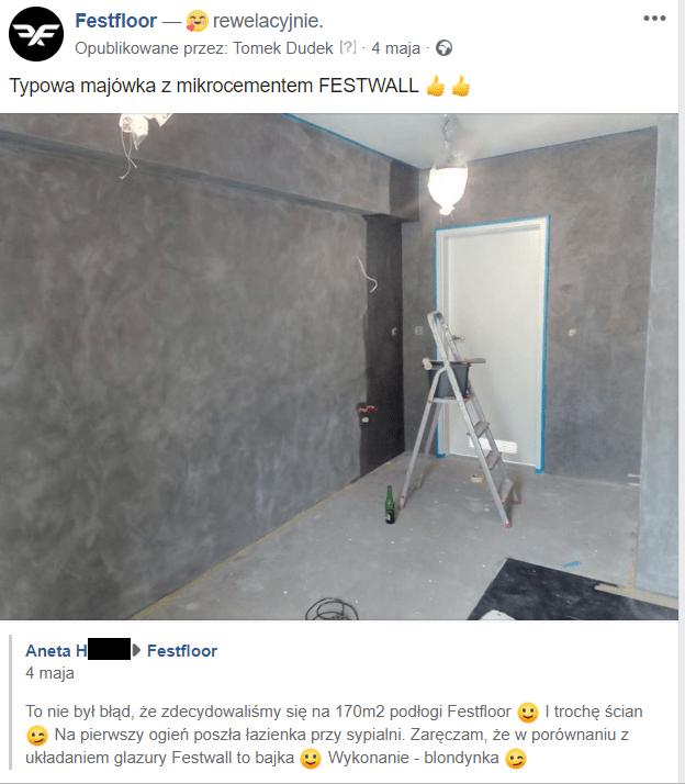 beton cire DIY