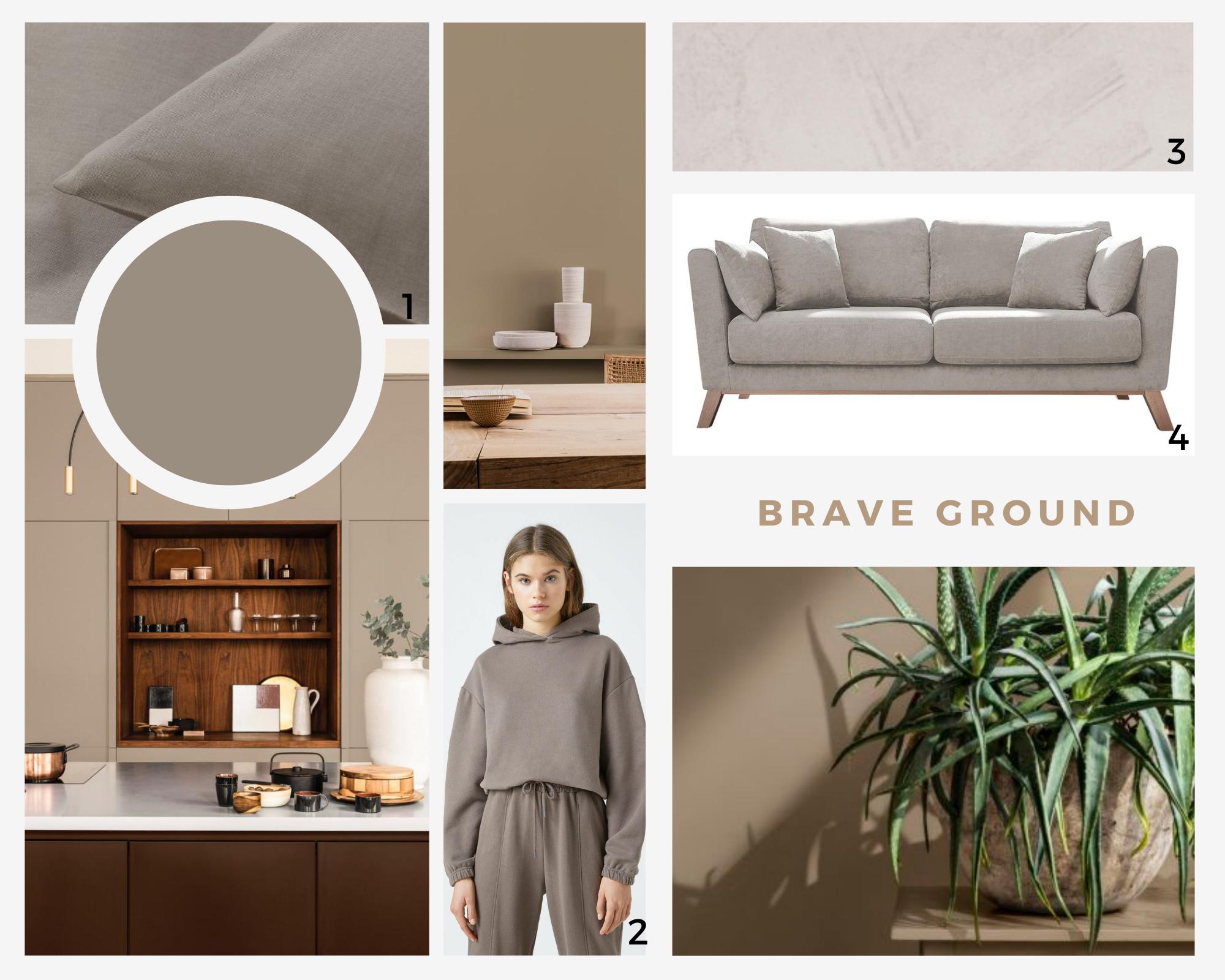 trendy kolorystyczne 2021 - Brave Ground